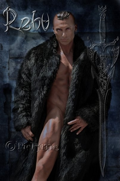 Rehvenge - J.R. Ward's Black Dagger Brotherhood