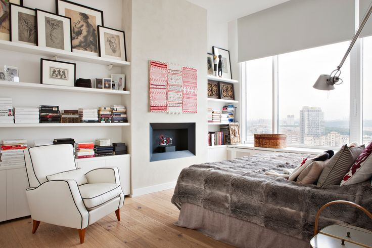"""Personalized Apartment Looking Over the """"Red City"""" by Ksenia Nikitina"""