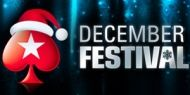 Cu ocazia Sarbatorilor, PokerStars pune la bataie premii de $27.000.000, in Festivalul lunii decembrie.   http://www.kalipoker.ro/promotii-poker/premii-de-27-milioane-in-decembrie-la-pokerstars.html