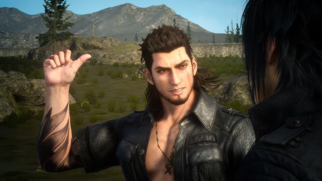 """Initially unfortunately not much was said about the DLCs regarding Final Fantasy XV..."" #finalfantasy15 #dlc #gladiolus #episodegladio #gilgamesh #rpg https://plus.google.com/102121306161862674773/posts/SewDc3LM94X"