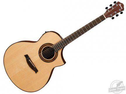 www.guitarproject.pl  Gitara elektro-akustyczna IBANEZ AEW23MV NT