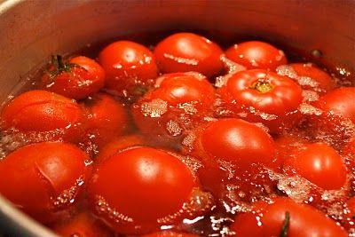 Garden Fresh Marinara Sauce - la bella vita cucina