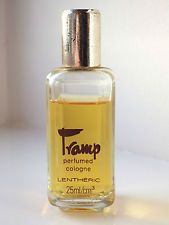Ebay - Tramp by Lentheric. One of the perfumes of my youth!