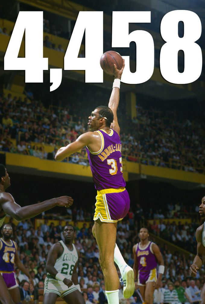 June 2 1985 Kareem Abdul Jabbar Of The Los Angeles Lakers Became The All Time Leading Score In 2020 Showtime Lakers Kareem Abdul Jabbar North American Soccer League