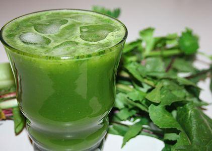 Drik dit ukrudt - opskrift på mælkebøtteshot
