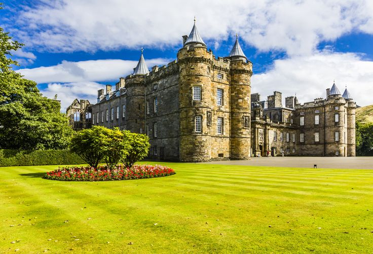PALACE OF HOLYROODHOUSE by thomas h. mitchell on 500px