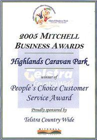 Highlands Caravan Park, Seymour Vic