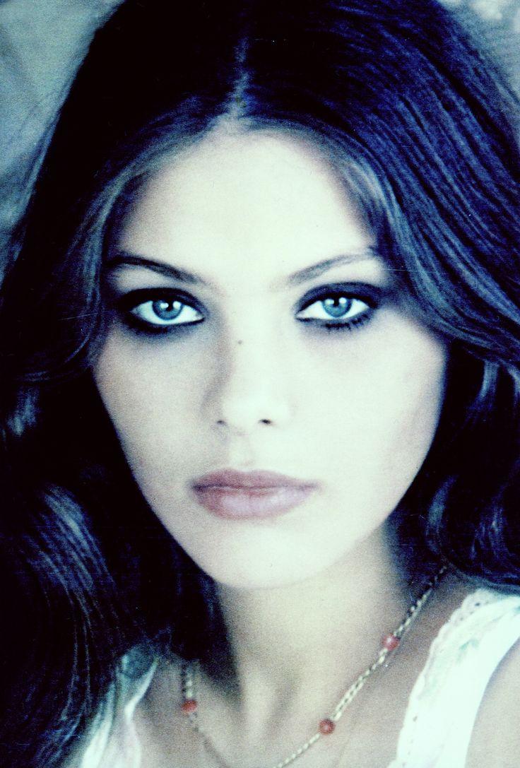 ORNELLA MUTI --  BLUE FANTASY  --