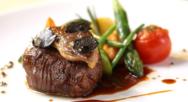 Tournedos Rossini – Når luksus skal være ekstra luksus #grill #grilltips #oksemørbrad