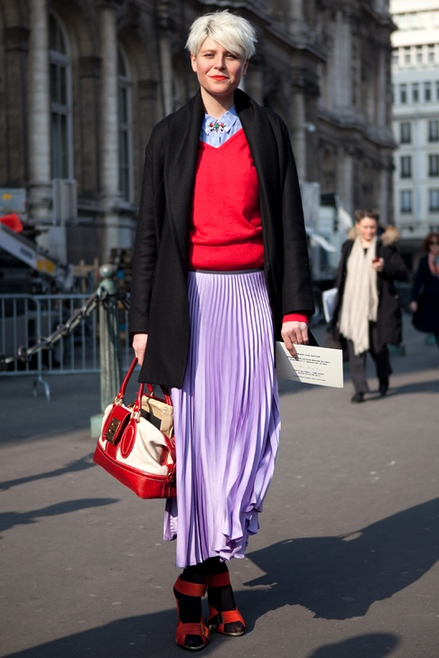 Fashion on the streets of Moscow!: Steet Couture, Street Style, Modest Fashion, Ss14 Inspirations, Moscow Streetstyle