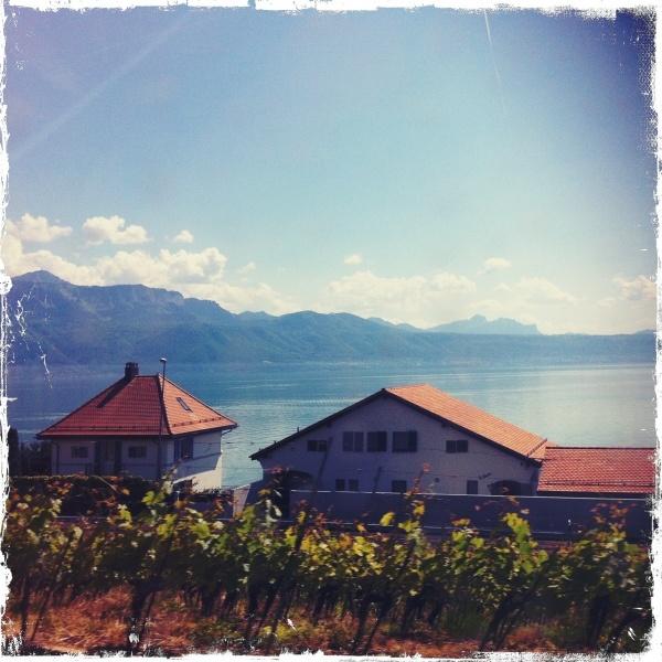 Lake Geneva ......gorgeous lake. Must visit Montreux!