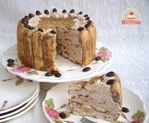 Gesztenye torta sütés nélkül