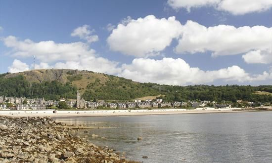 Burntisland Beach, Scotland