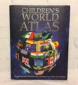 Children-039-s-World-Atlast-2006-Igloo-Books-British-Library