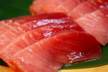 #1 Sushi Blue Fin Tuna Toro.  Free Home Delivery Anywhere In California. Visit www.GiovannisFish.com and use coupon code: PINTEREST