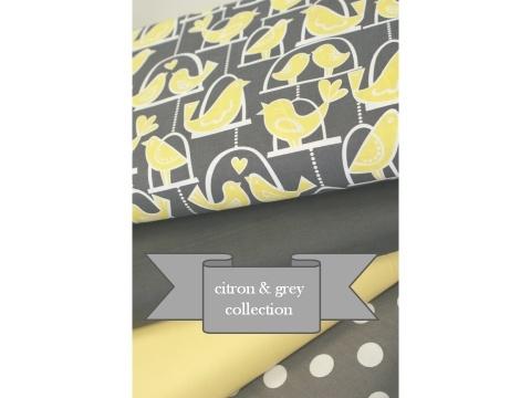 Citron & Grey collection