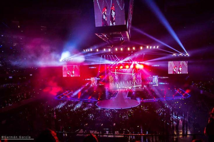 Drax Produktion interviene en la producción de MUSIC BANK en México