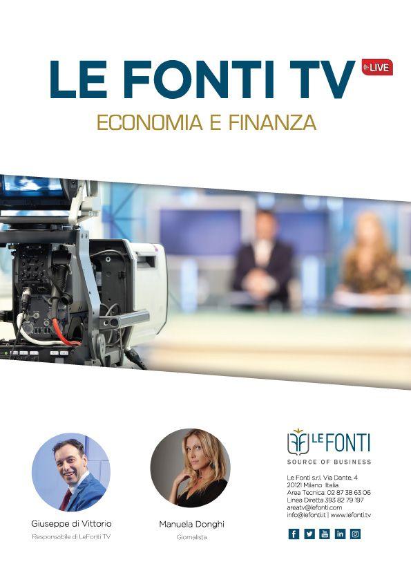 6b9522a64c Le Fonti Tv: per seguire la finanza e i mercati in diretta - E' possibile