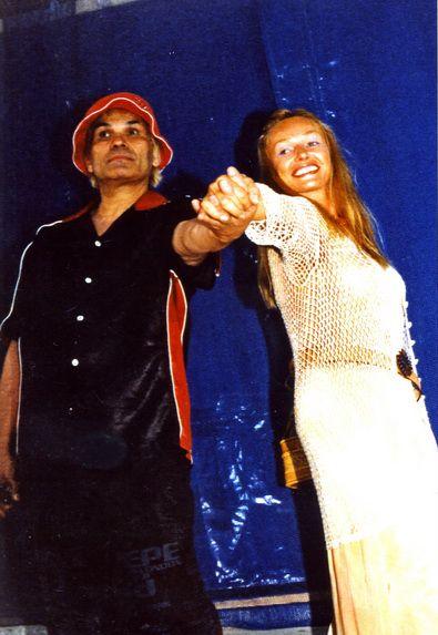 Бари Алибасов и Наталья Андрейченко (Мэри Поппинс) #бариалибасов #алибасов #barialibasov #мерипоппинс