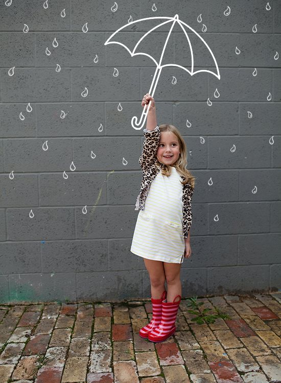 Fall fashion for kids. Love these fun rain boots for puddle jumping! #ranyzany #rainboots