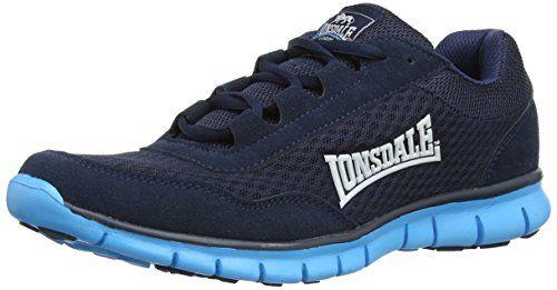 Lonsdale  Lonsdale Southwick,  Herren Multisport Outdoor, Blau - Blue (Navy/Blue) - Größe: 46.5 - http://on-line-kaufen.de/lonsdale/13-uk-lonsdale-southwick-m-herren-sneaker-low-tops