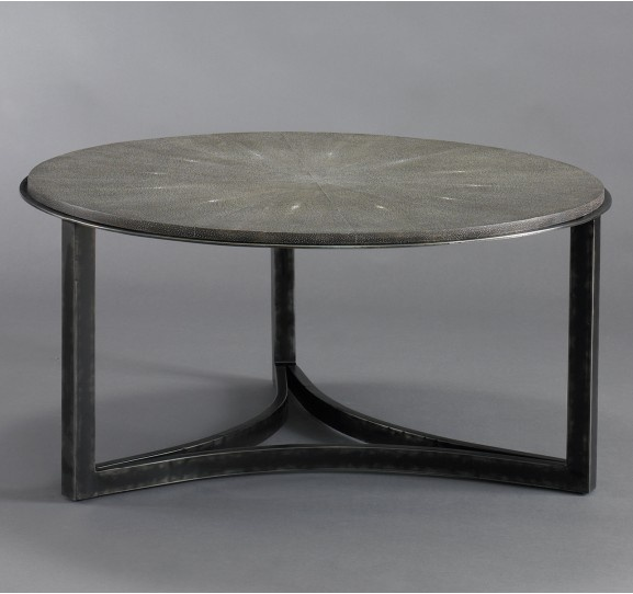 Shop For Paramount Milo Cocktail Table   Shagreen, And Other Living Room  Tables At Luxe Home Interiors Designer Catalog   Clone In Tulsa, OK.