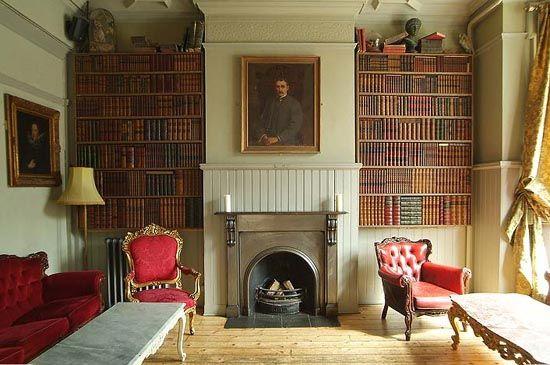 Georgian Interiors | Georgian Style Interior Design of ...