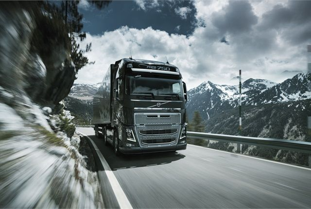 Volvo Trucks' New FH has been elected International Truck of the Year 2014 (IToY).