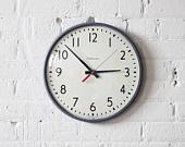 (((((:::::grey:::grey:::grey:::::)))))Schools Wall, Military Time, Simplex Military, Industrial Decor, Time Clocks, Wall Clocks, Time Wall, Simplex Wall, Body Butter
