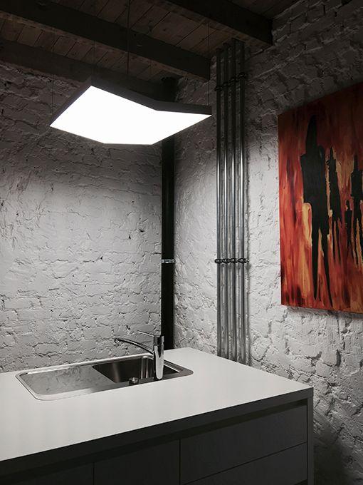 Wingman Tunable White for project M17. #ZUMIBelgium #interior
