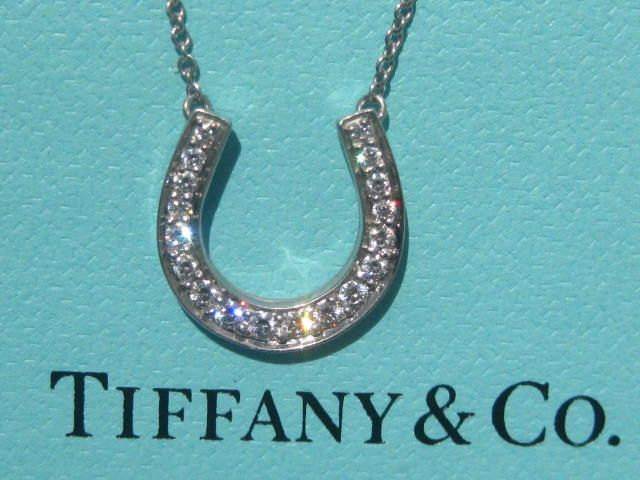 12 best horse jewellery images on pinterest horse horse jewelry tiffany co horseshoe horse shoe diamond platinum pt950 pendant necklace aloadofball Choice Image