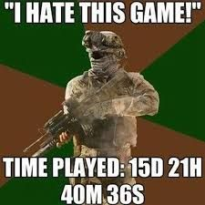 Image result for rust video game meme