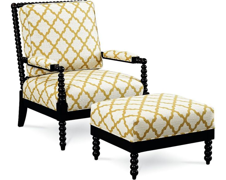 The Behnaz Chair Includes Many Iranian Stylistic Features Spool Legs Living Room