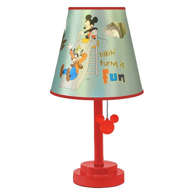 "Disney Mickey Mouse Lamp - Idea Nuova - Babies ""R"" Us"