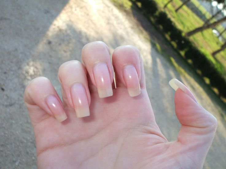 [НН] Наши ногти без покрытия – 364 фотографии