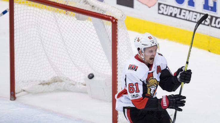 awesome Mark Stone scores SO winner as Senators beat Canucks - NHL on CBC Sports