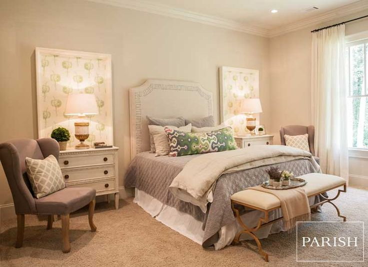 Parish Show House In Auburn Alabama Home Furnishings Pinterest Alabama Bed Linens And