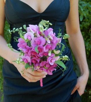 Summer bouquet - photo