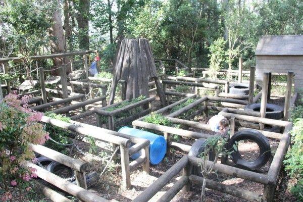 Kids' Playground Binna Burra
