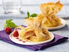 Aumonière de Foie Gras aux poires caramélisées vanille | Montfort