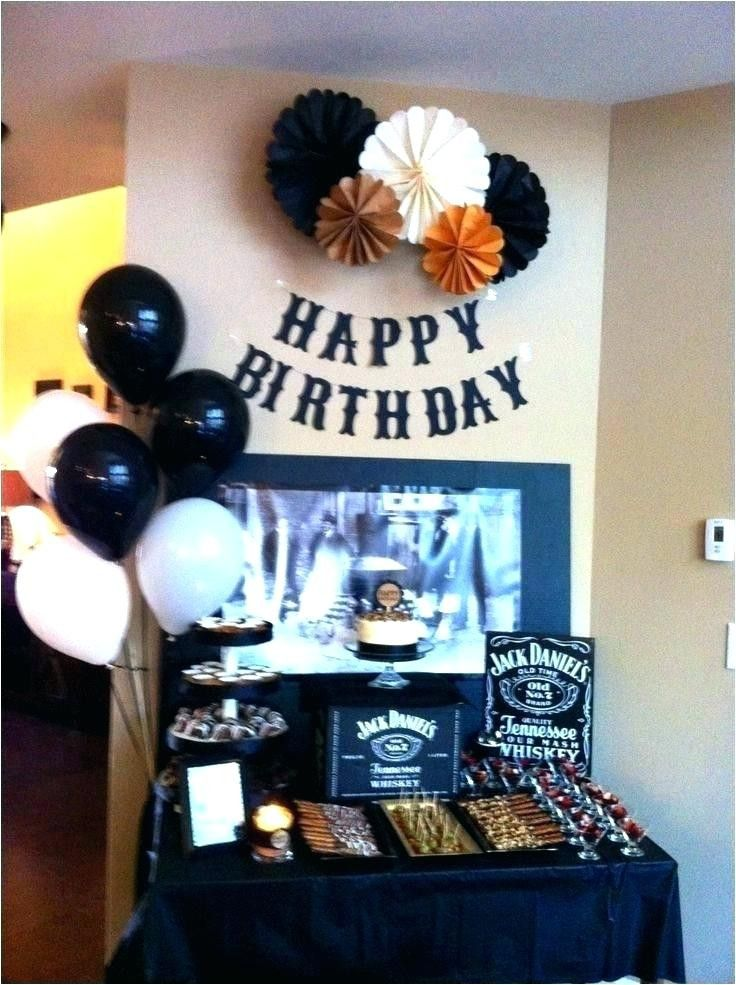 30 40th Birthday Decoration Ideas For Him In 2020 Husband