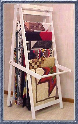 136 Best Quilt Ladders Images On Pinterest
