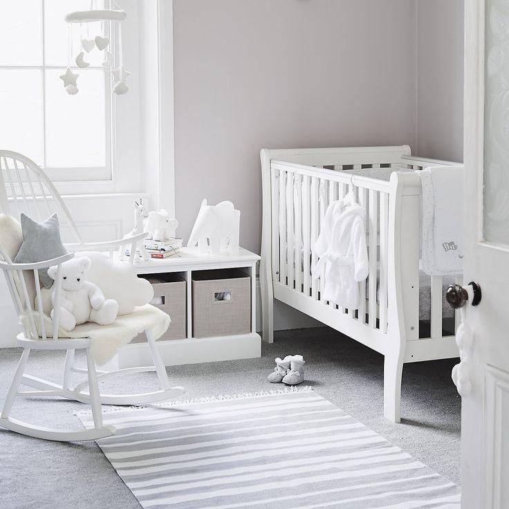 25+ Best Ideas About Grey White Nursery On Pinterest