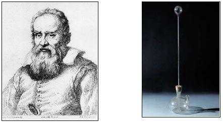 Termómetro- Galieo Galilei.