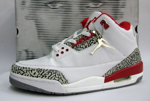 brand new 9d356 96cbc http   www.myjordanshoes.com air-jordan-3-original-white-fire-red-p-109.html  Only 69.69 AIR  JORDAN 3 ORIGINAL WHITE FIRE RED Free Shipping!
