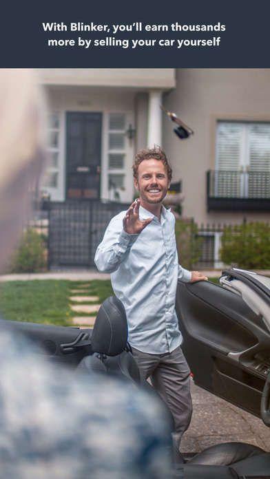 Трансформативные Car-Dealing приложения - блинкера приложение помогает людям легко купить и продать подержанные автомобили