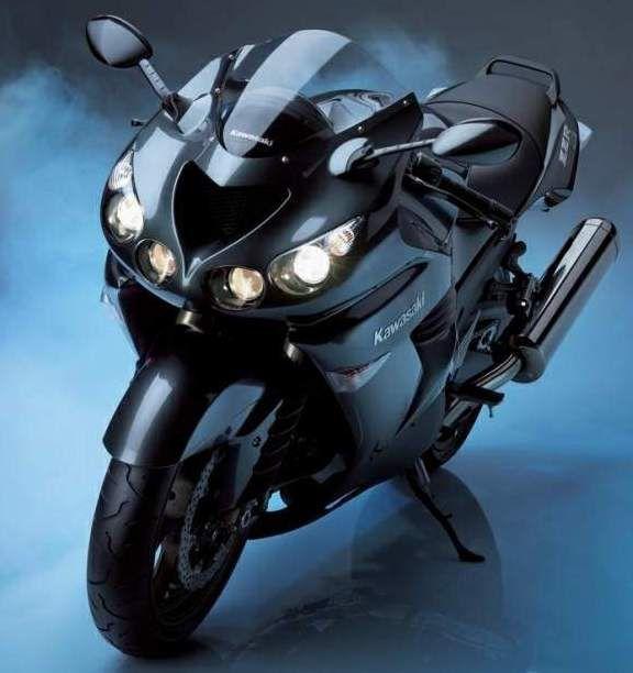 Kawasaki ZZR1400 Special Edition revealed
