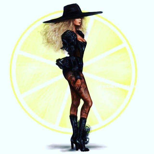 Beyoncé Formation World Tour Outfits ( video )