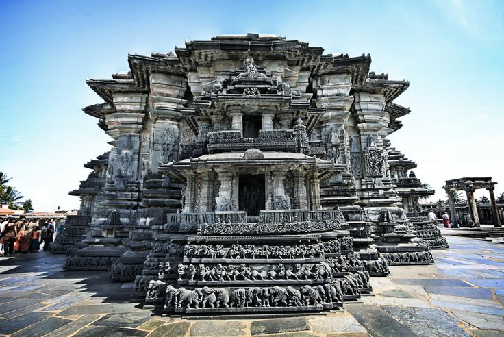 """I just posted """"Stone Temples of Hoysala Empire"""" to Exposure"""