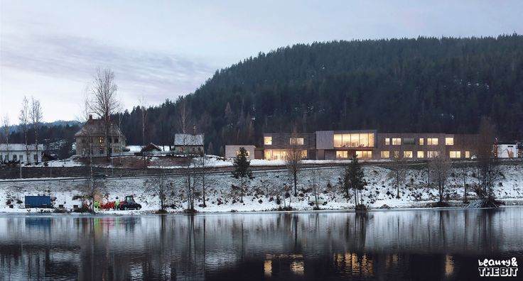 Kongsberg School Competition, Norway, DRMA Architects, 2016